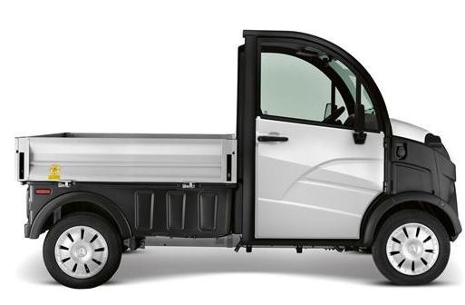 E-Truck Pritsche (Elektroantrieb) oder D-Truck Pritsche (Diesel)